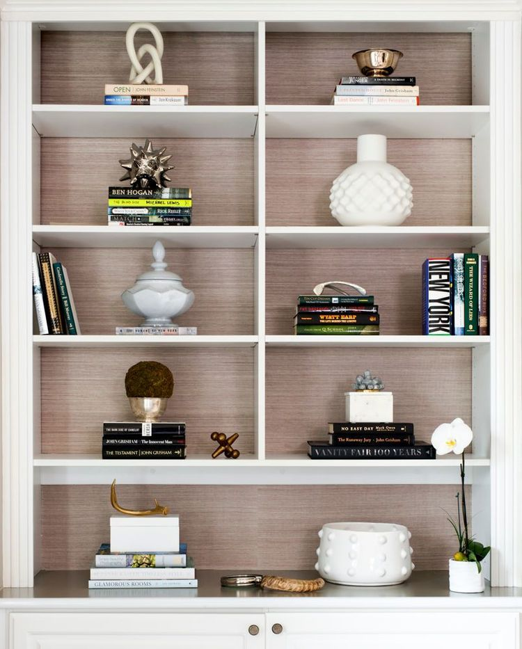dominoshelfstyling